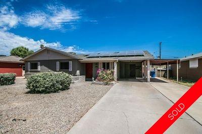 Phoenix Residential for sale:  3 bedroom  (Listed 2020-07-20)