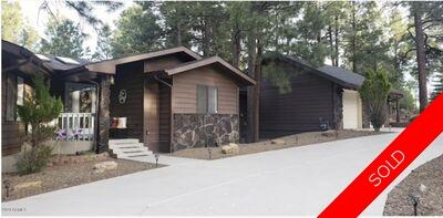 Flagstaff Residential for sale:  5 bedroom 3 sq.ft. (Listed 2020-09-07)